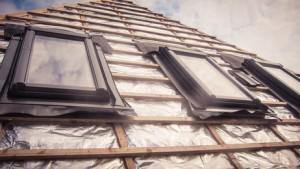 Pose fenêtres de toit Saint-Jean