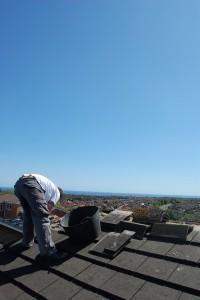 Étanchéité de toiture Rieumes